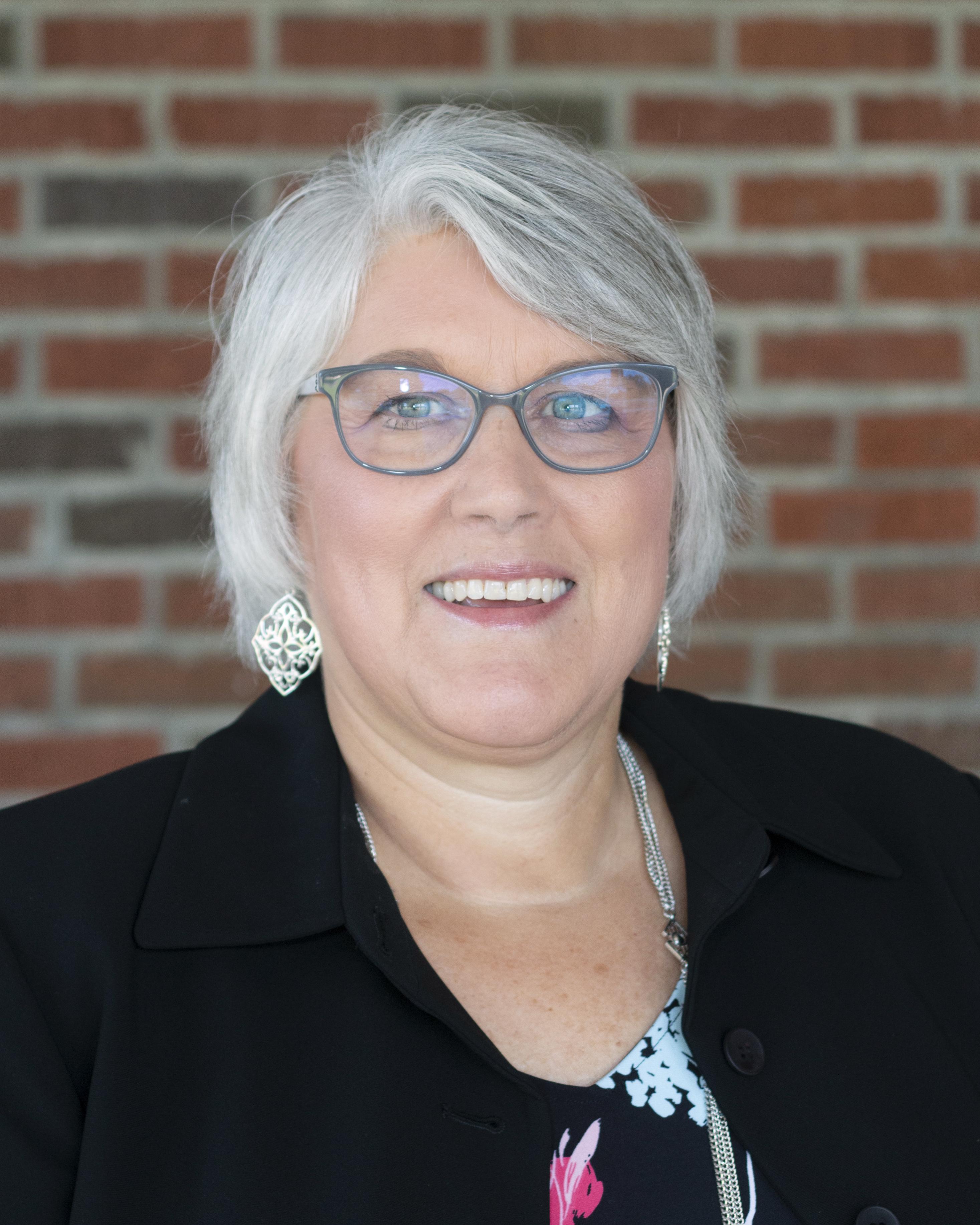 City Clerk/Treasurer Carol Westergren