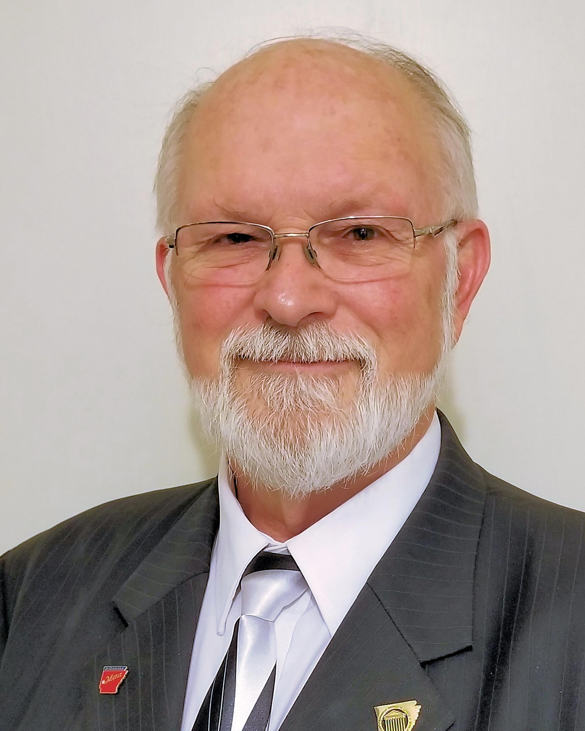 Council Member James E. Turner