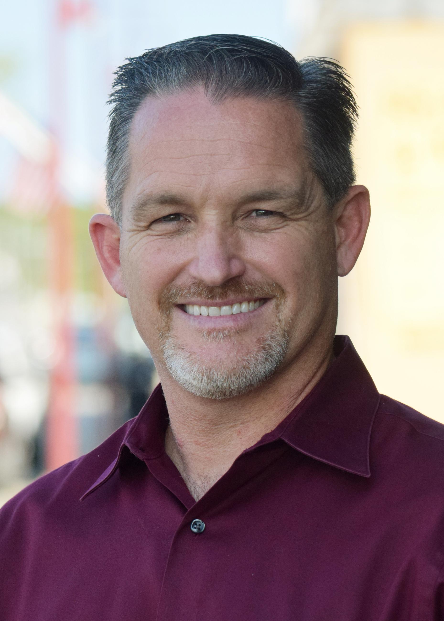 Mayor Kevin Johnston