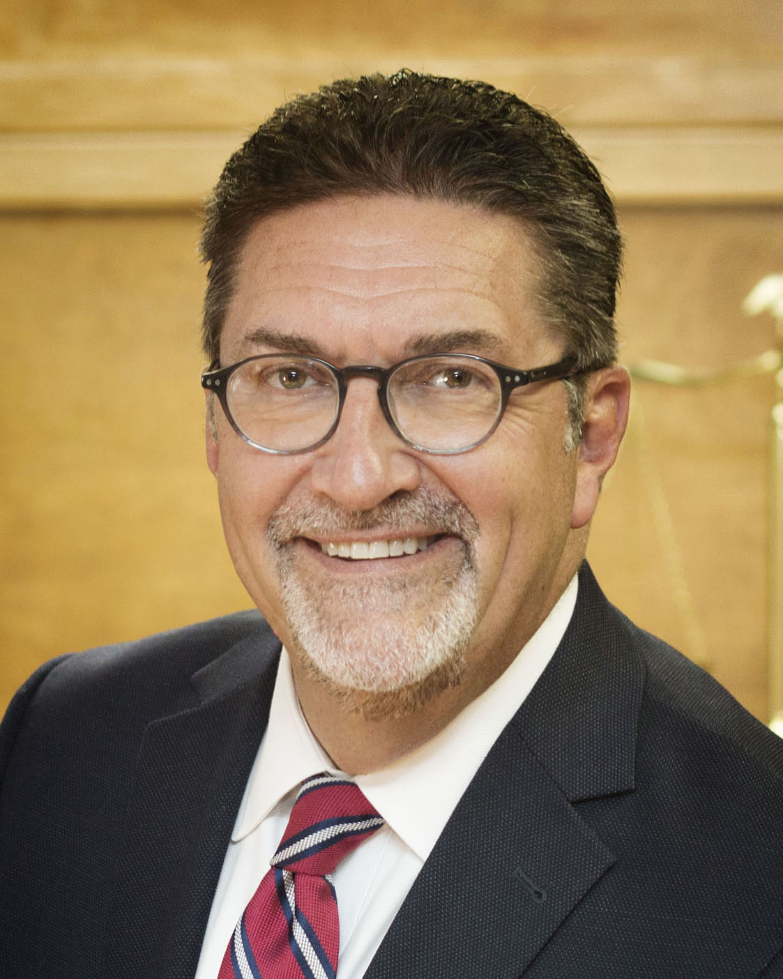Executive Director Mark R. Hayes