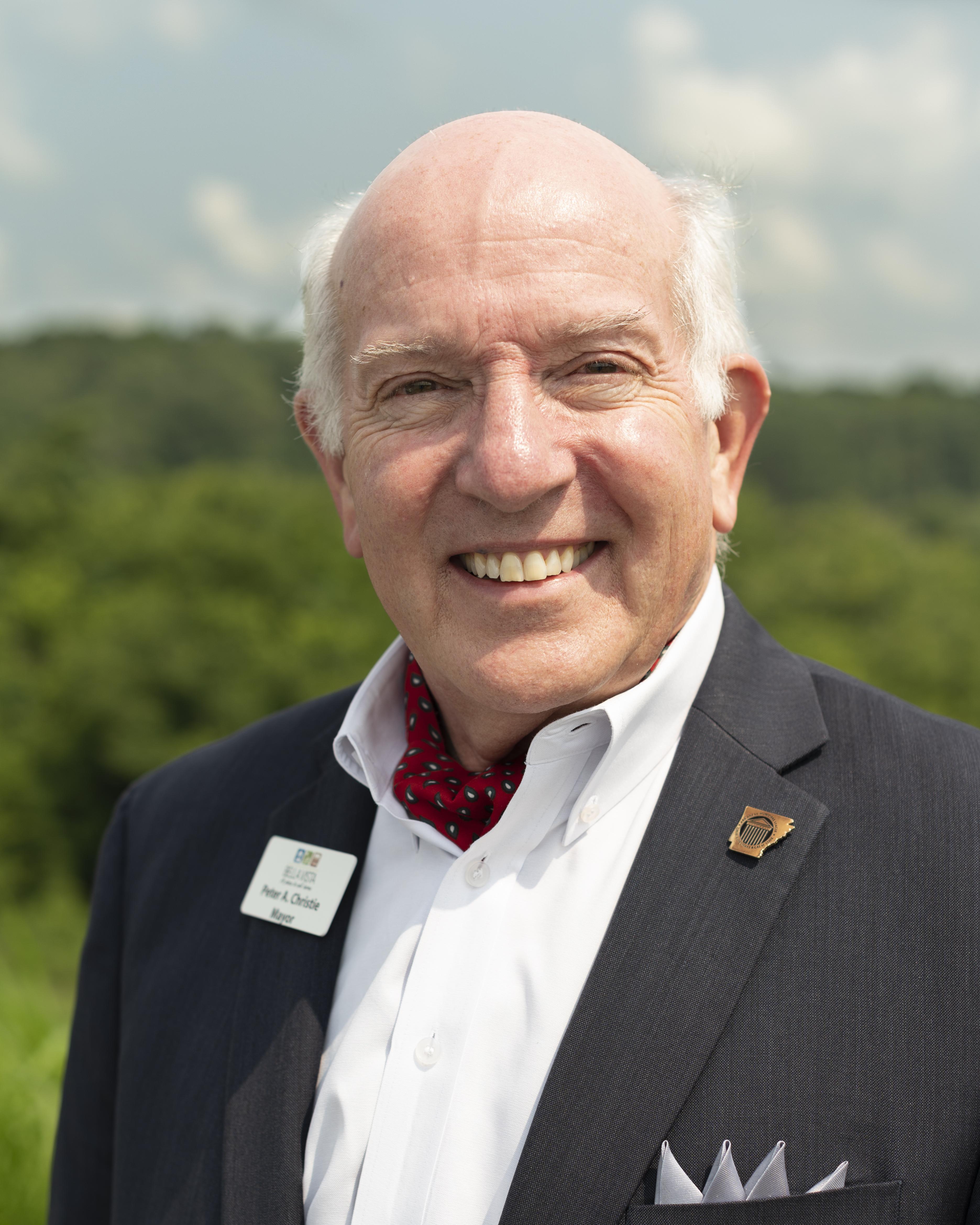 Mayor Peter A. Christie