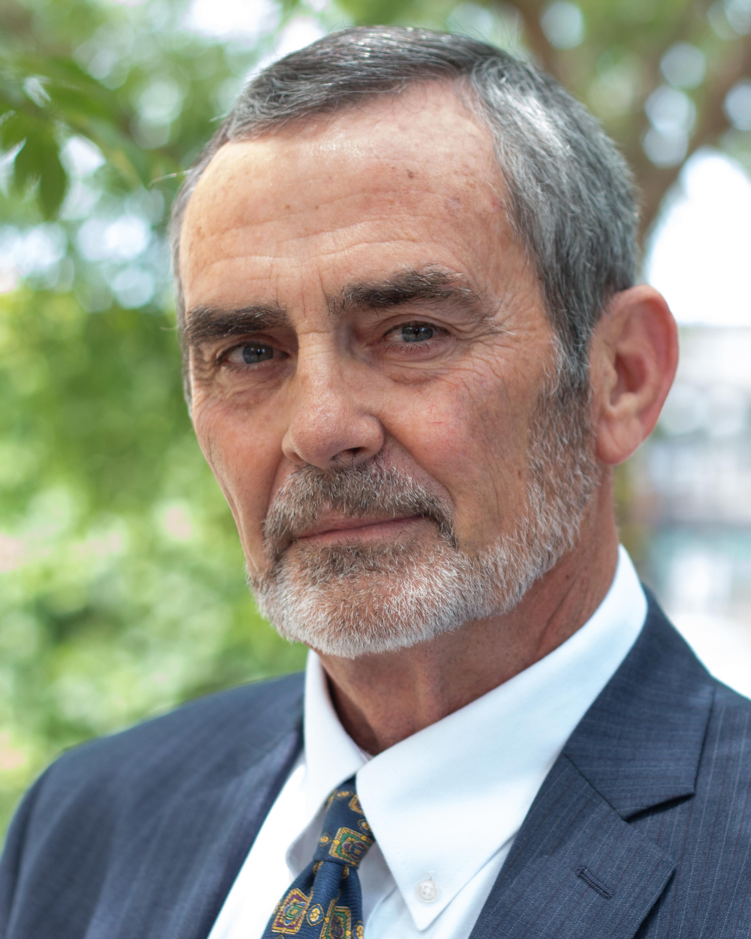 President Harold Perrin