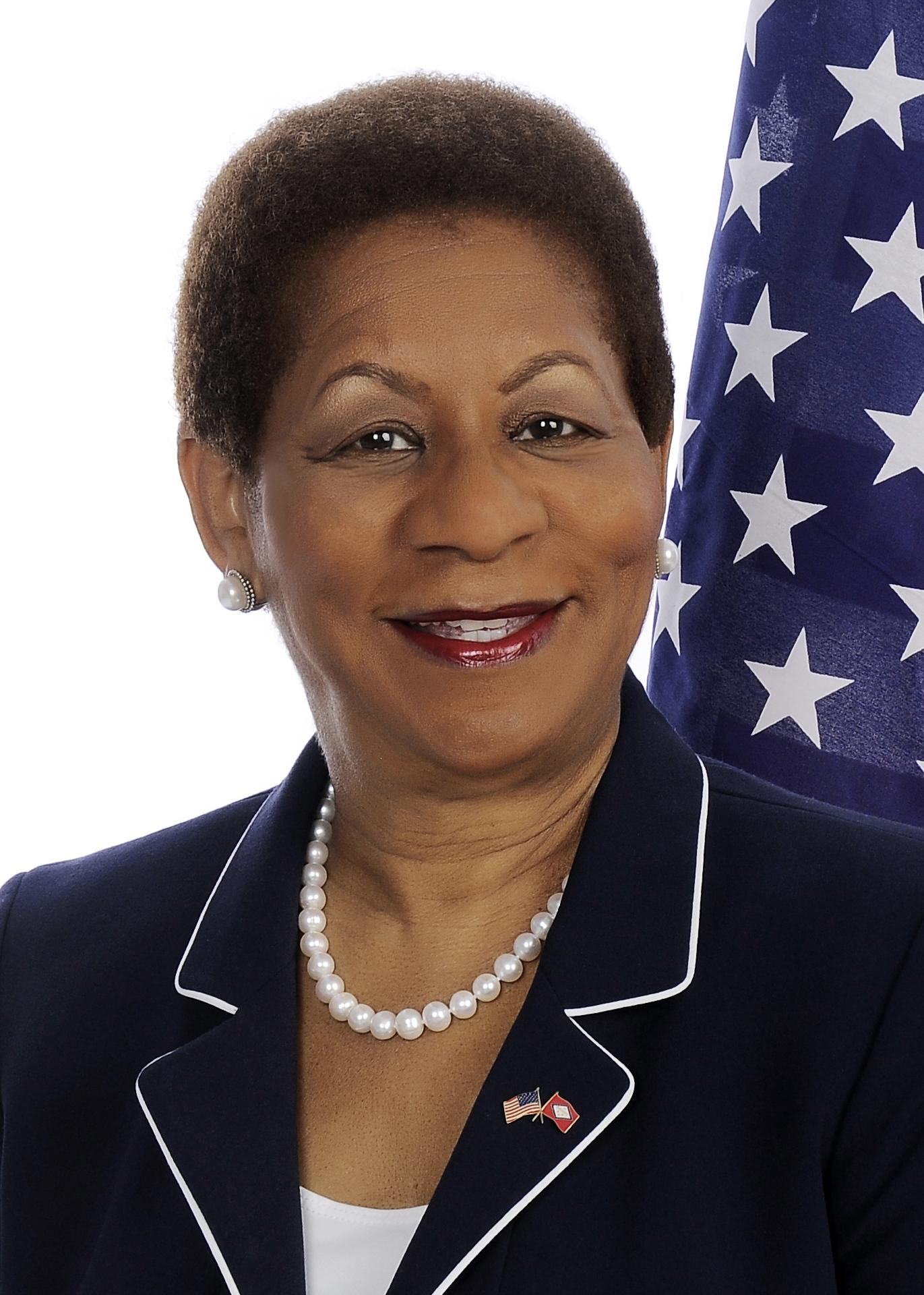 Mayor Shirley Washington