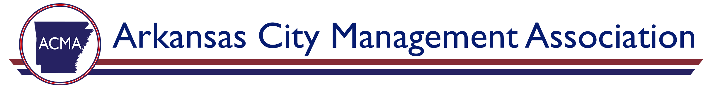 Arkansas City Management  Association logo