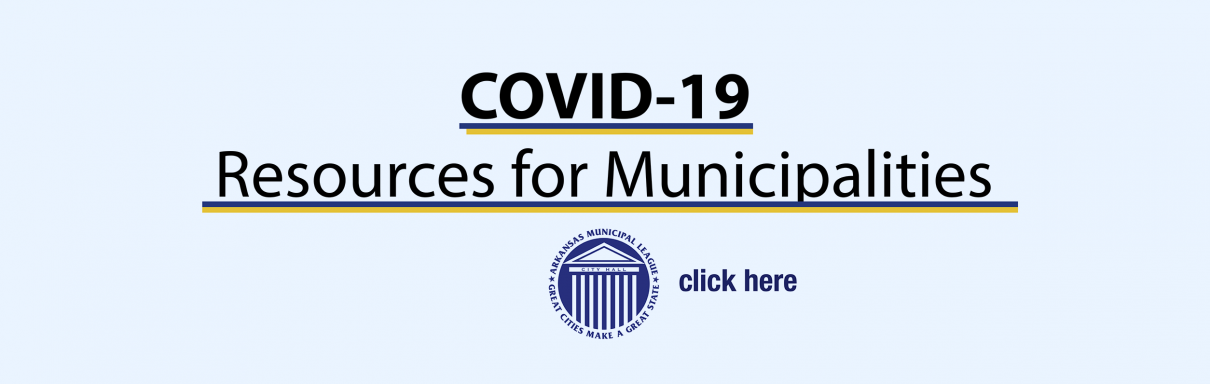 CovID-19 Resources for Municipalities